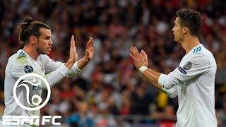 Whose Champions League bicycle kick goal was better Gareth Bale or Cristiano Ronaldo ESPN FC - Whose Champions League bicycle kick goal was better: Gareth Bale or Cristiano Ronaldo? | ESPN FC
