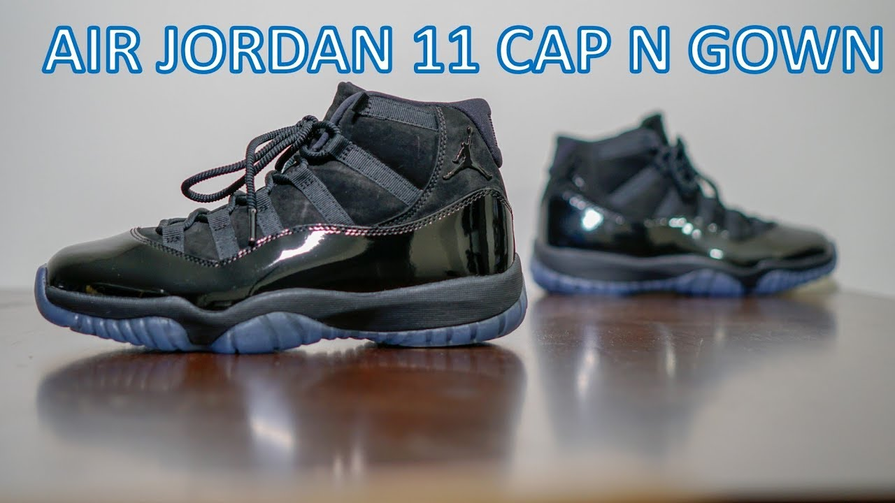 Air Jordan 11 Cap n Gown - Air Jordan 11 Cap n Gown
