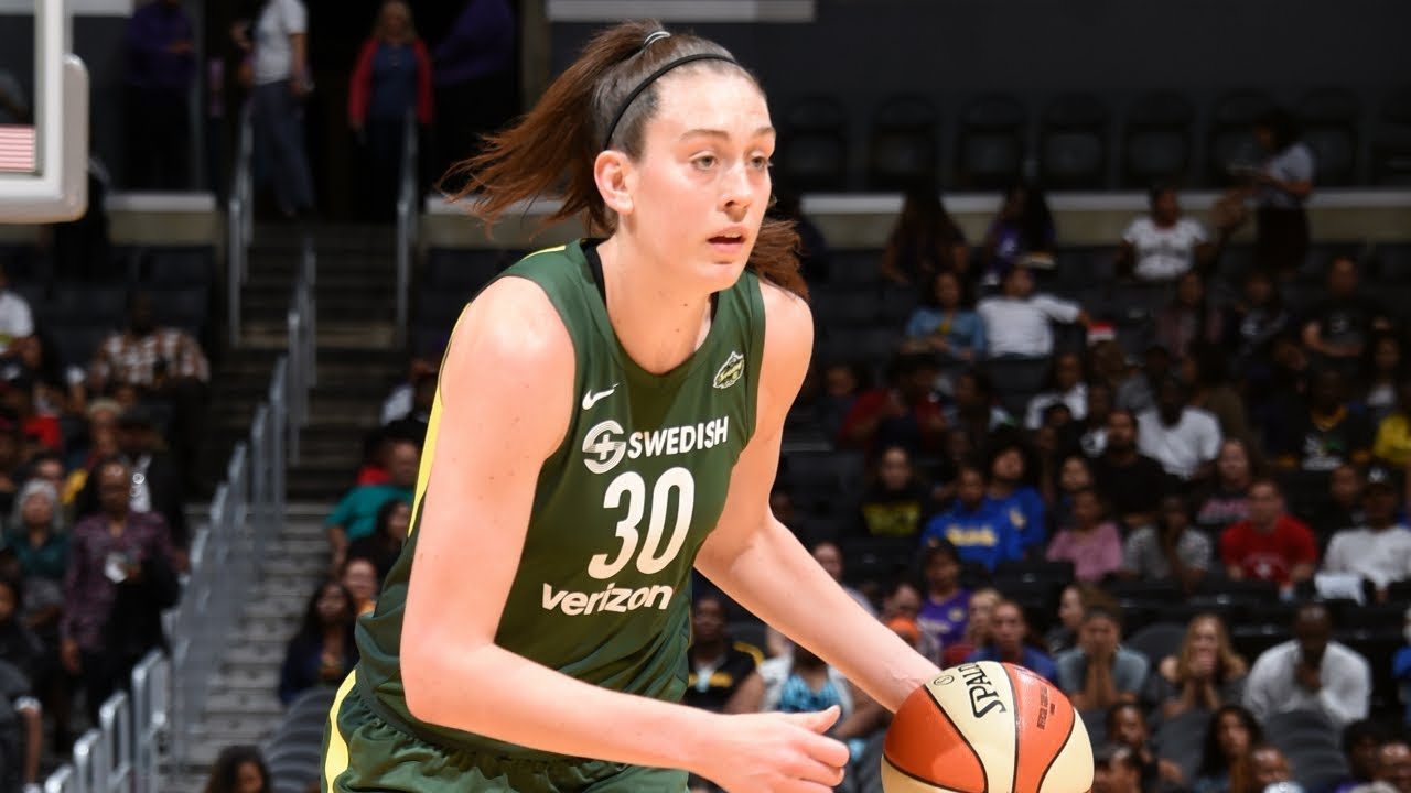 Breanna Stewart Talks Mothers Graduation On ESPN2 - Breanna Stewart Talks Mother's Graduation On ESPN2