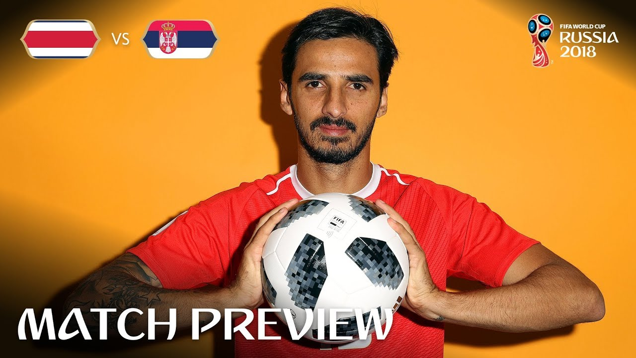 Bryan Ruiz Costa Rica Match 10 Preview 2018 FIFA World Cup - Bryan Ruiz (Costa Rica) - Match 10 Preview - 2018 FIFA World Cup™