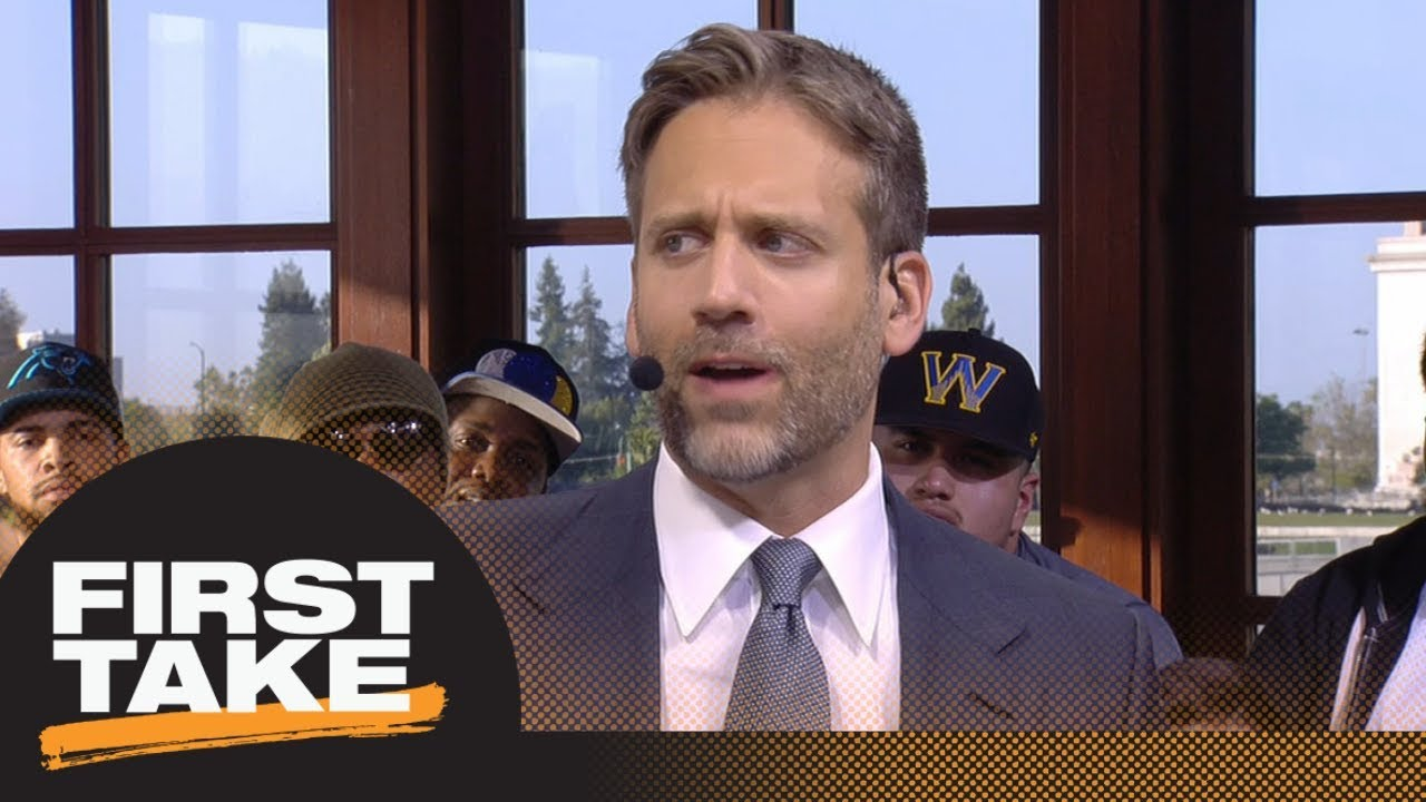 Max Kellerman Heartbroken for LeBron James after JR Smiths Game 1 gaffe First Take ESPN - Max Kellerman: Heartbroken for LeBron James after JR Smith's Game 1 gaffe | First Take | ESPN
