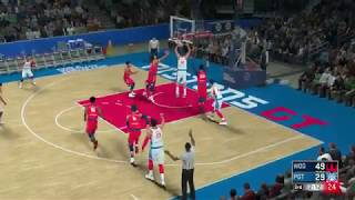 NBA 2K League Condensed Game Pistons GT vs Wizards District Gaming Week 4 - NBA 2K League: Condensed Game: Pistons GT vs Wizards District Gaming (Week 4)