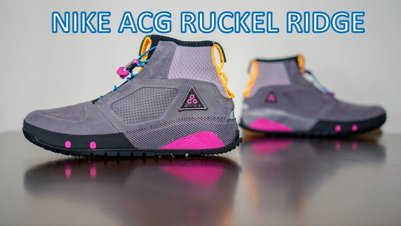 Nike ACG Ruckel Ridge - Nike ACG Ruckel Ridge