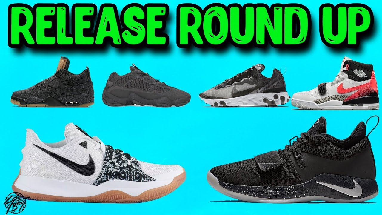 Release Round Up New Sneaker Releases for July - Release Round Up! New Sneaker Releases for July!