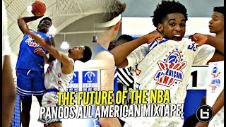 SO MANY FUTURE NBA STARS Pangos All American Camp Mixtape Kyree Walker Ziare Wade More - SO MANY FUTURE NBA STARS!! Pangos All American Camp Mixtape! Kyree Walker, Ziare Wade & More!