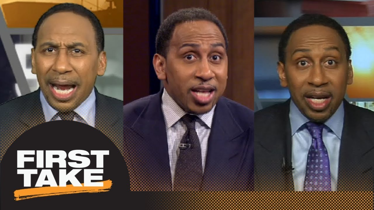 Stephen A. Smith mash up Listing everything LeBron James should be praised for First Take ESPN - Stephen A. Smith mash-up: Listing everything LeBron James should be praised for | First Take | ESPN