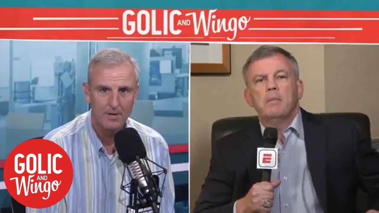 Teddy Atlas Jeff Horn has no chance in winning against Terence Crawford Golic Wingo ESPN - Teddy Atlas: Jeff Horn has 'no chance' in winning against Terence Crawford | Golic & Wingo | ESPN