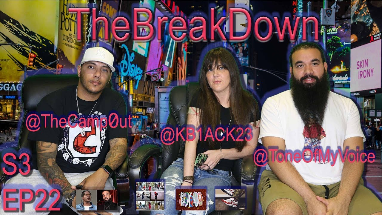 The Breakdown Season 3 Episode 22 Topics Adidon Release Calanders Retro runner releases - The Breakdown Season 3 Episode 22, Topics: Adidon, Release Calanders, Retro runner releases