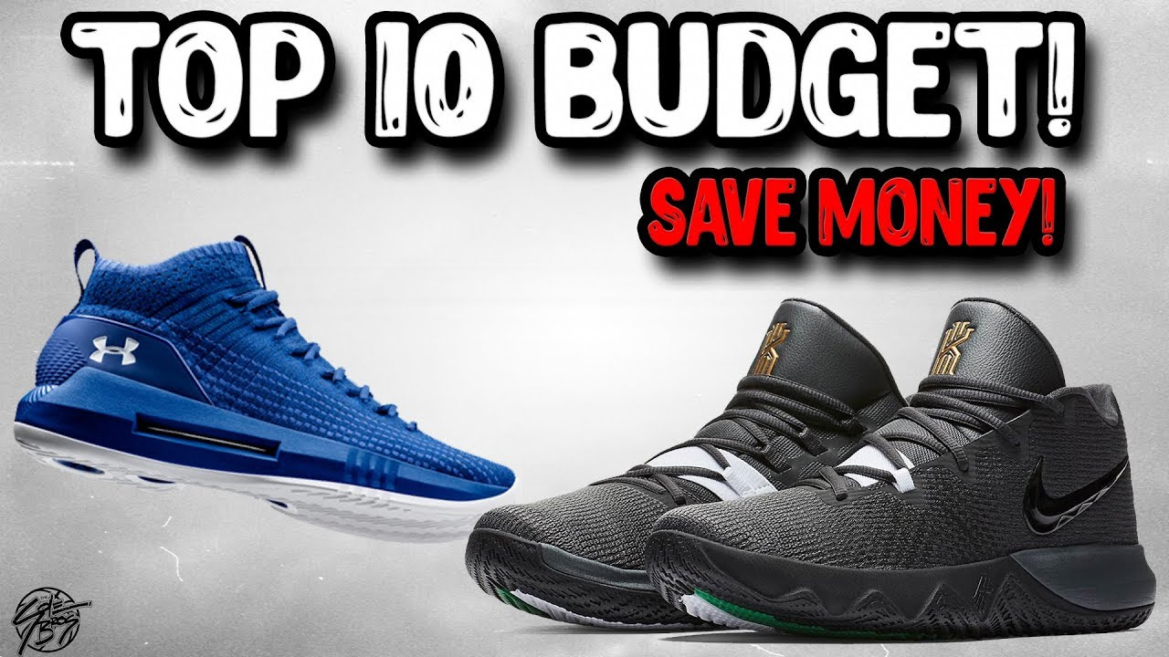 Top 10 Basketball Shoes 2018 on a Budget - Top 10 Basketball Shoes 2018 on a Budget!