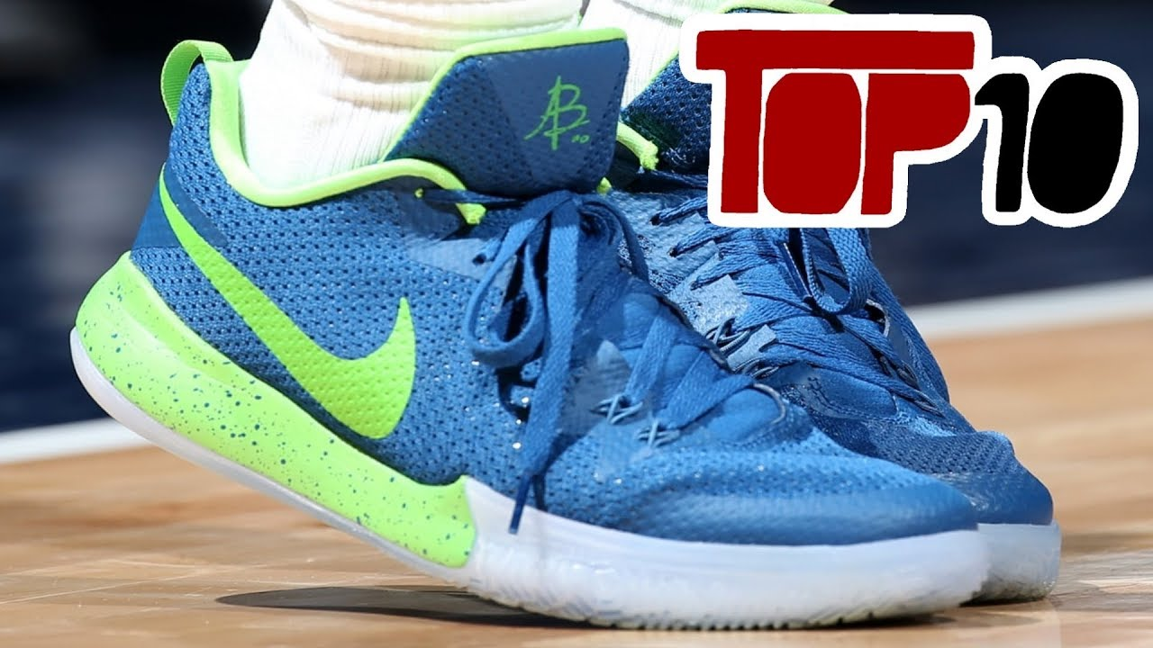 Top 10 Best Budget Basketball Shoes Of 2018 - Top 10 Best Budget Basketball Shoes Of 2018
