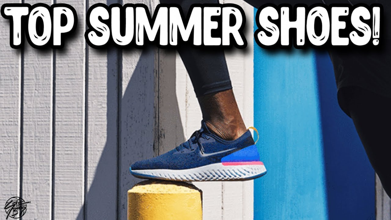 Top 10 Summer Shoes Best Ventilation Most Comfortable - Top 10 Summer Shoes! Best Ventilation + Most Comfortable!