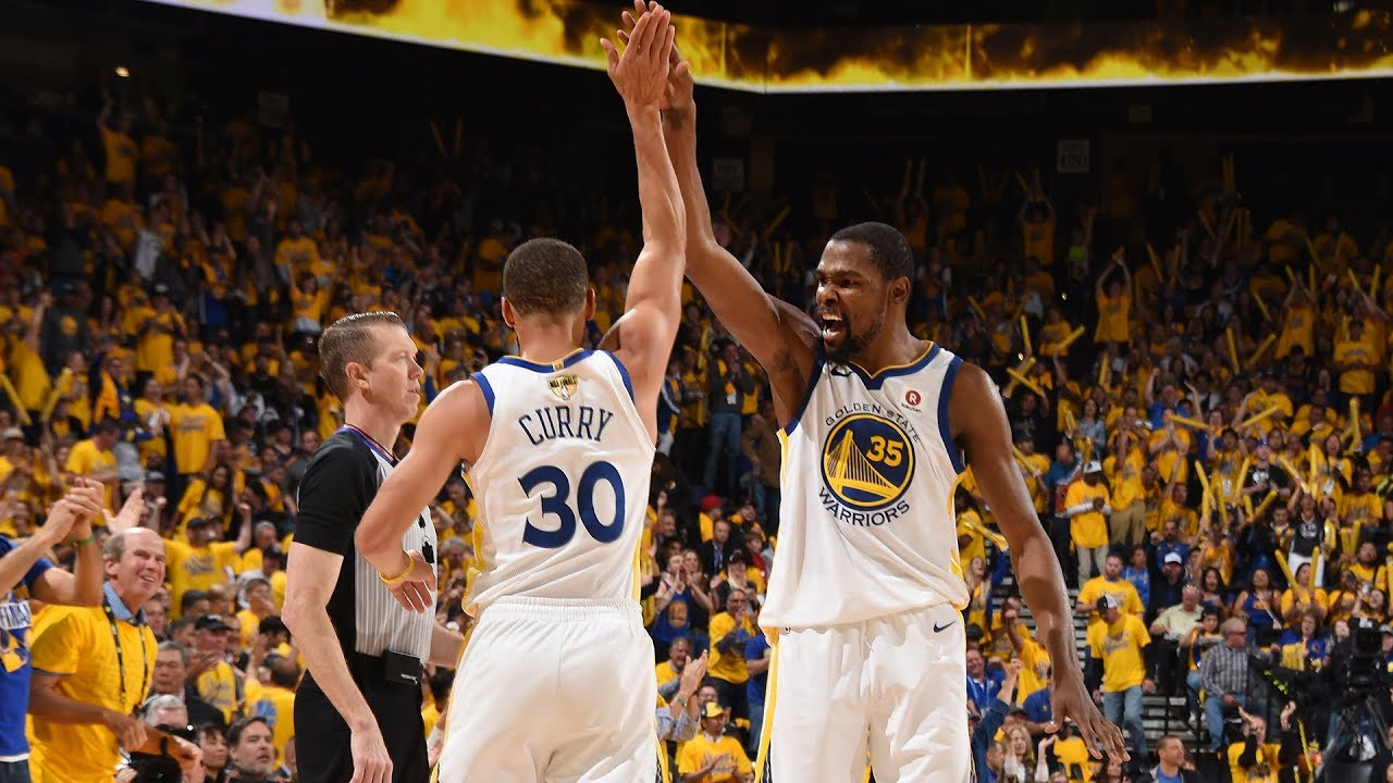 Warriors Light It Up In Overtime To Beat The Cavs 124 114 In Game 1 - Warriors Light It Up In Overtime To Beat The Cavs 124-114 In Game 1