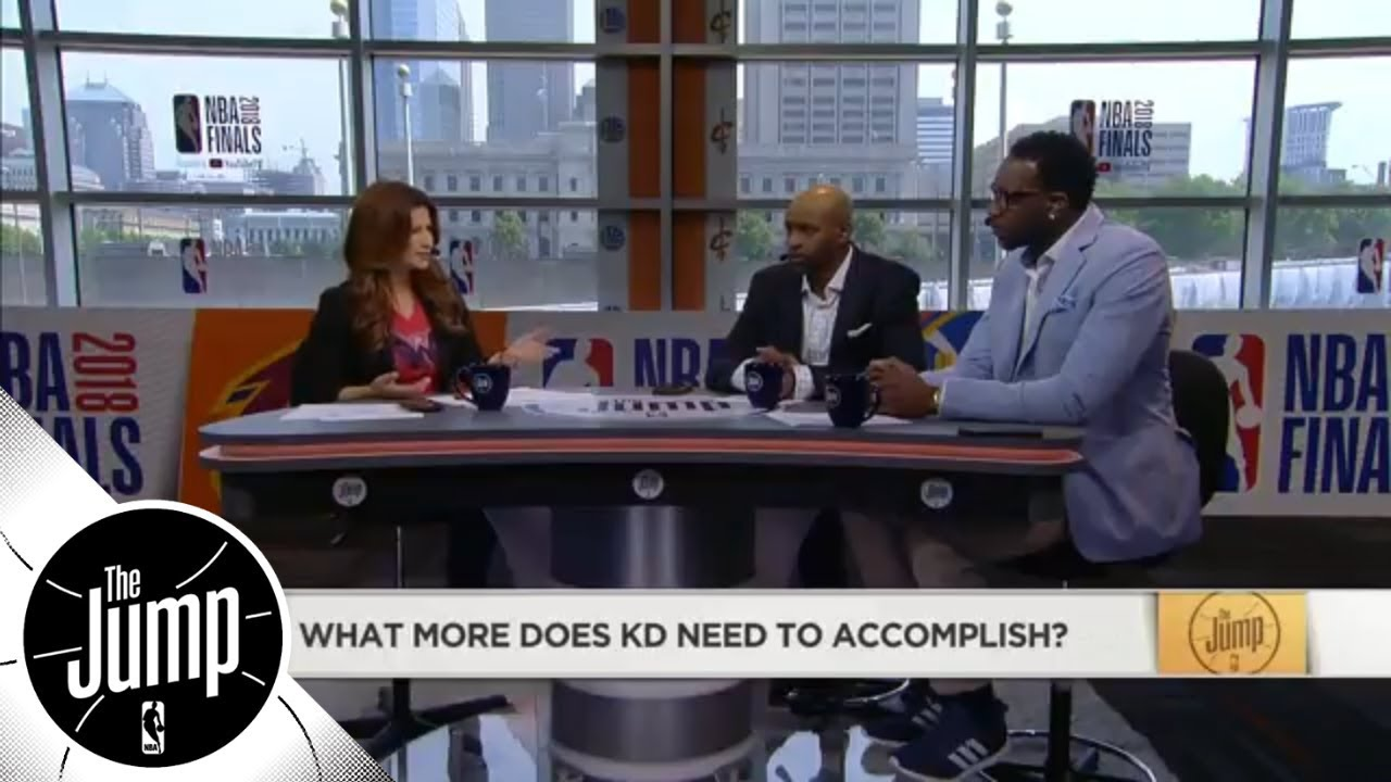 What more does Kevin Durant need to accomplish The Jump ESPN - What more does Kevin Durant need to accomplish? | The Jump | ESPN
