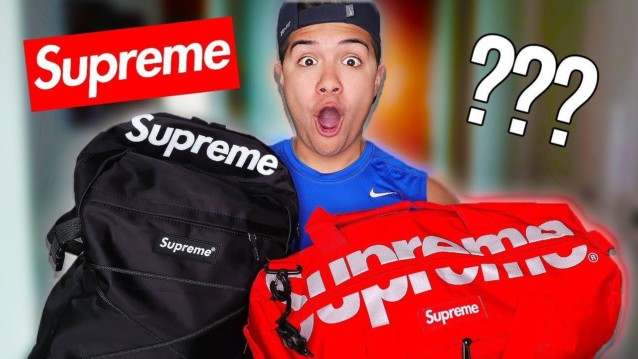 I BOUGHT SUPREME LOST LUGGAGE AT AUCTION PLAYSTATION FOUND - I BOUGHT SUPREME LOST LUGGAGE AT AUCTION! (PLAYSTATION FOUND)