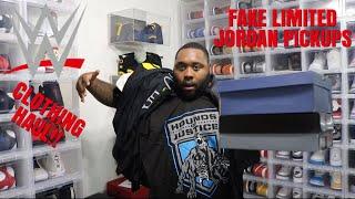 I GOT THESE JORDANS BASICALLY BUY ONE GET ONE FREE HUGE WWE CLOTHING HAUL SHIRTS FOR 5 - I GOT THESE JORDANS BASICALLY BUY ONE GET ONE FREE! HUGE WWE CLOTHING HAUL! SHIRTS FOR $5