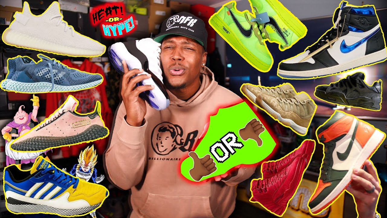 TRASH OR NAH CONCORD 11 SESAME YEEZYS UNION AJ1 OFF WHITE NIKE BLACK FRIDAY SNEAKER RELEASES - TRASH OR NAH!? CONCORD 11, SESAME YEEZYS, UNION AJ1, OFF-WHITE NIKE, & BLACK FRIDAY SNEAKER RELEASES