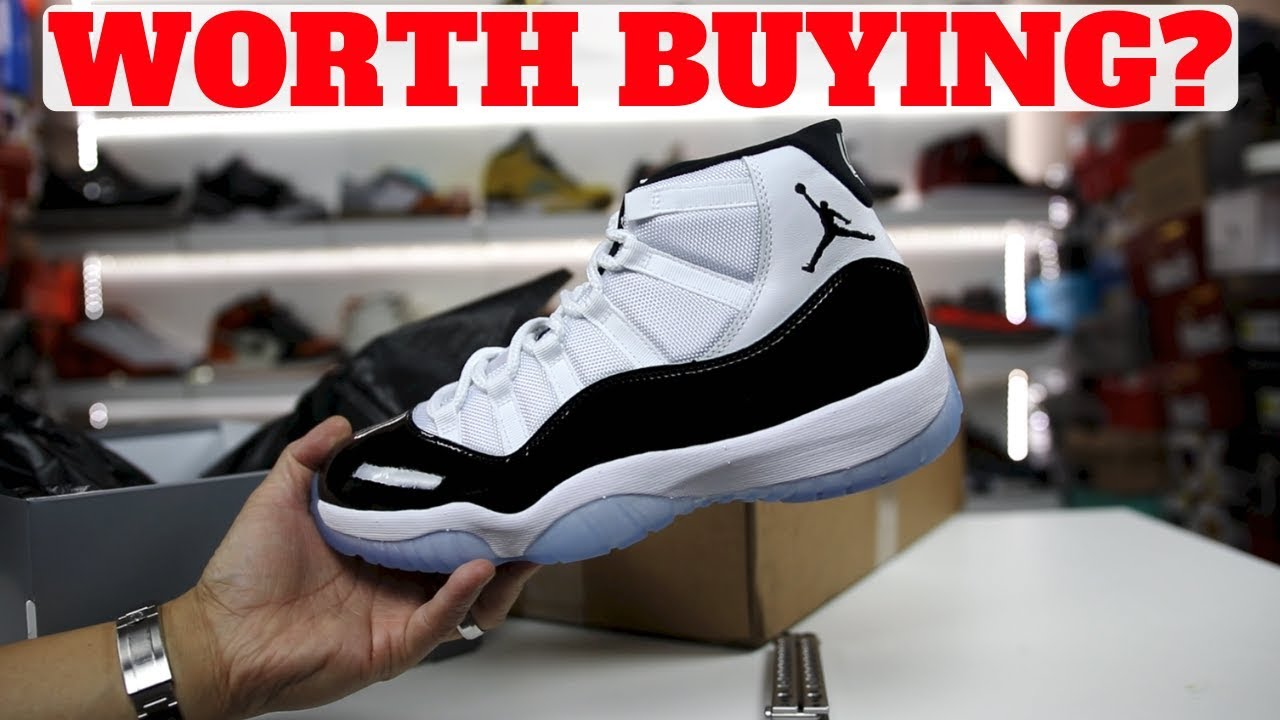 WORTH BUYING WILL THE CONCORD JORDANS SELL OUT - WORTH BUYING? WILL THE CONCORD JORDANS SELL OUT?